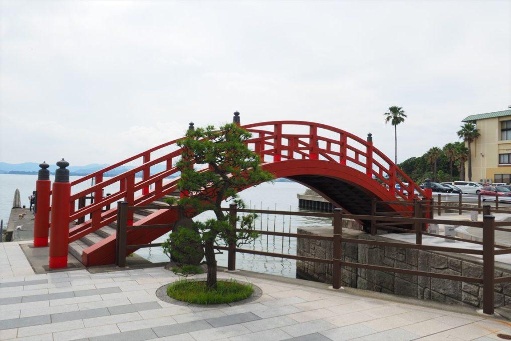 舘山寺しぶき橋