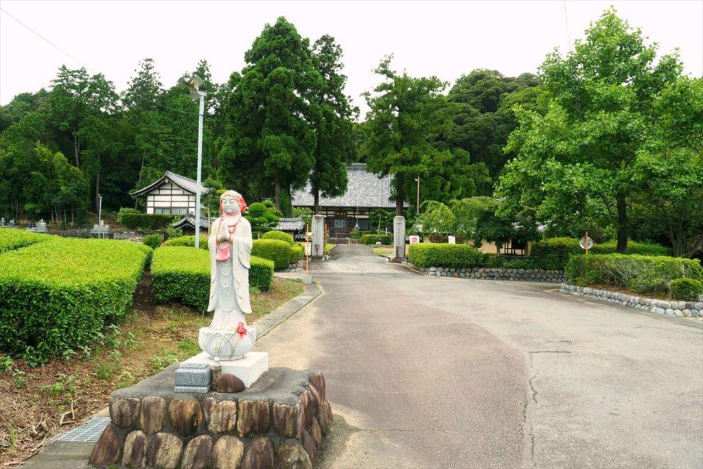 大興寺とお地蔵さん