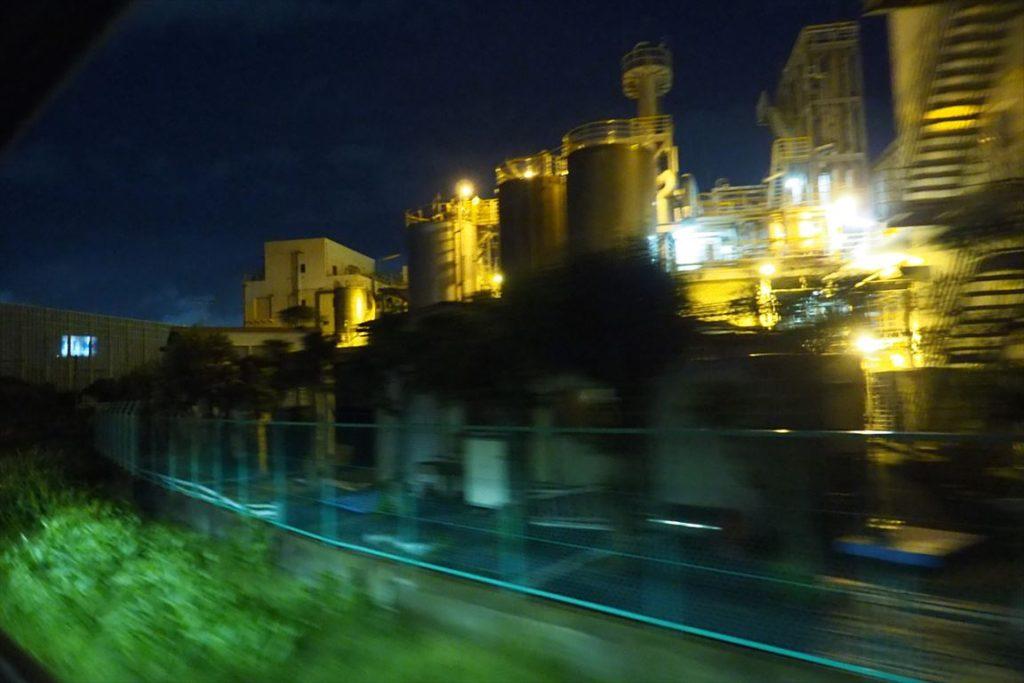 ジャトコ夜景