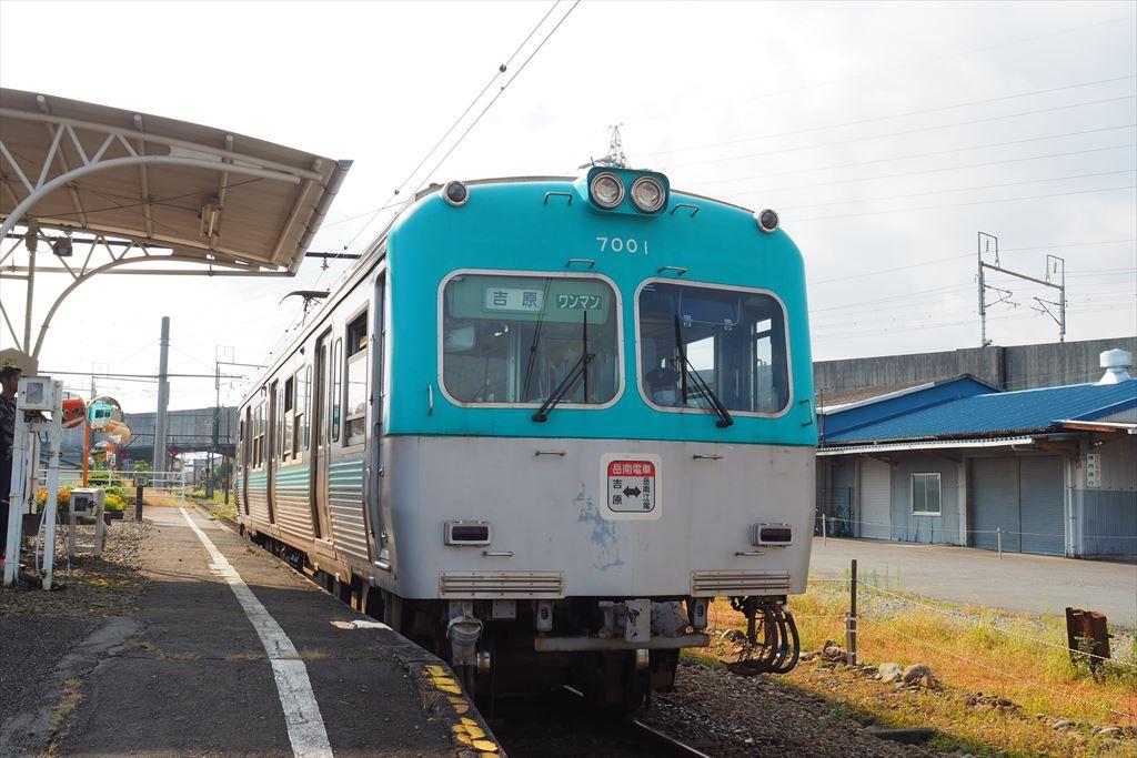 岳南電車7000系